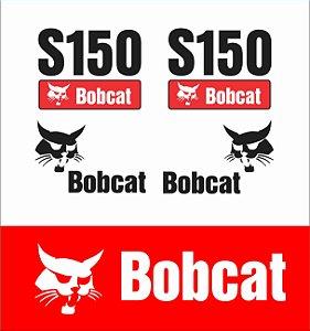 Kit Adesivo Bobcat S150