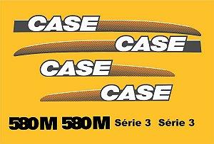 Kit Adesivo Case 580M Série 3