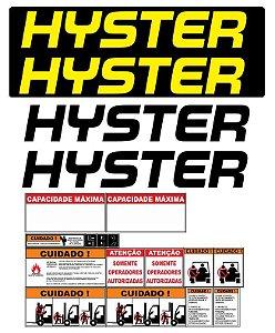 KIT ADESIVO HYSTER 55 FORTIS