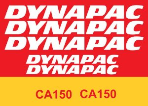 KIT ADESIVO DYNAPAC CA150