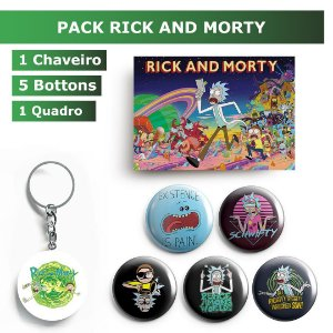 Kit Rick and Morty