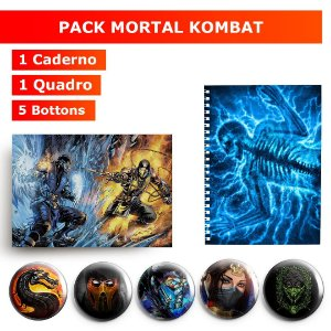 Kit Mortal Kombat