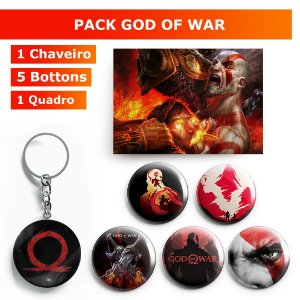 Kit God of War