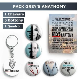 Kit Grey's Anatomy