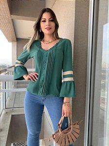 Blusa Melina Verde