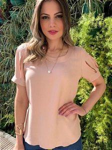 Blusa Raquel Aveia