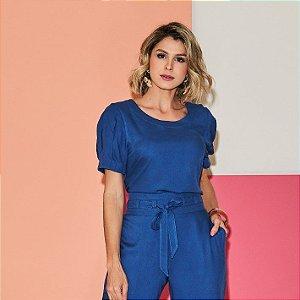 Blusa Raquel Azul
