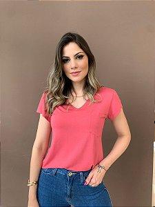 T-shirt Sabrina Goiaba