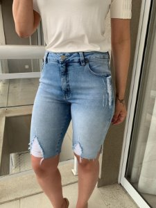 Bermuda Jeans Mirela