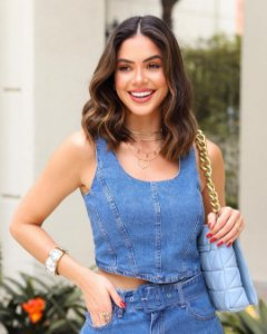 Cropped Jeans Isabele