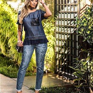 Calça Jeans Flávia