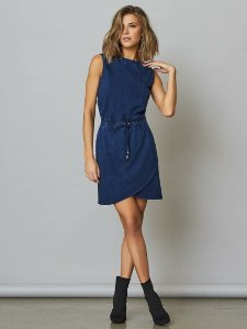 Vestido Blue Jeans Lily