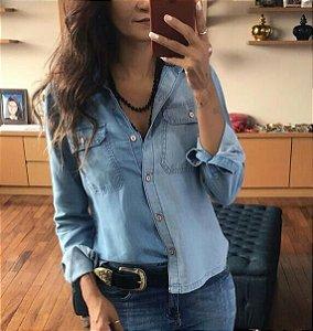 Camisa Jeans Mirela
