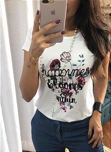 T-shirt Hapiness