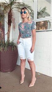 Bermuda Jeans Helô
