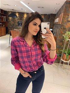 Camisa Xadrez Melissa