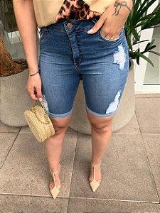 Bermuda Jeans Vitória