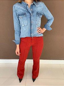 Camisa Jeans Lorena