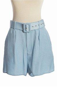 Shorts com cinto Fátima