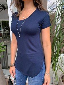 T-shirt Alongada Mariele