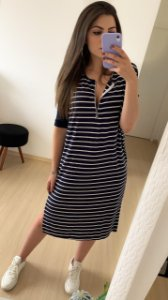 Vestido Malha Suzana