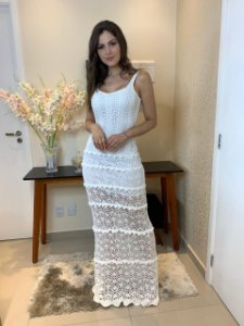 Vestido Longo Ana Laura