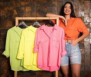 Camisa Neon Cecília