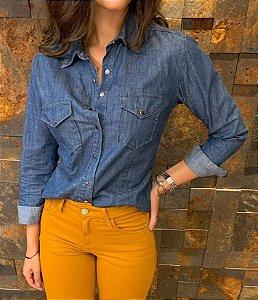 Camisa Jeans Mariana