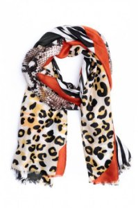 Echarpe Mix Animal Print II
