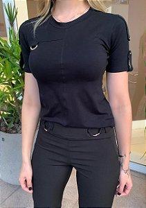 T-shirt Lara Black