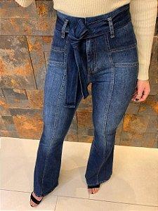 Calça Flare Amália Jeans