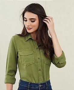 Camisa Jeane Verde