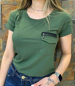 T-shirt Kiara Verde