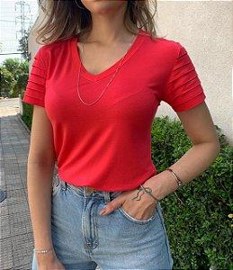T-shirt Melissa Coral