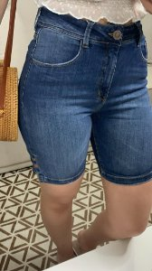 Bermuda Jeans Vanessa
