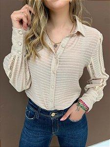 Camisa Liliane Aveia
