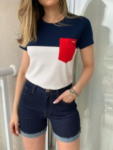 T-shirt Vânia Marinho e Off-White