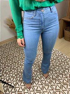 Calça Flare Jeans Andressa