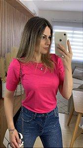 T-shirt Lúcia Pink