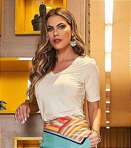 T-shirt Karina Areia