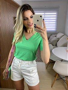 T-shirt Karina Verde