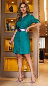 Vestido Chemise Samanta
