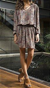 Vestido Floral Rupest - Absolutti 6037