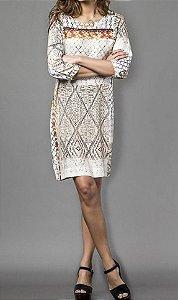 Vestido Étnico - Absolutti 6025