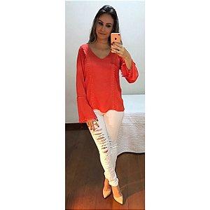 Calça Skinny Isabela