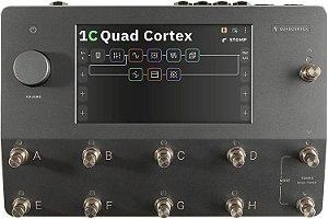 Neural DSP Quad Cortex Quad-Core Digital