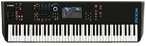 Teclado Sintetizador Yamaha Modx6 Usb C/ Fonte 61 Teclas