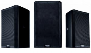 Caixa de Som QSC K12.2 Loudspeaker Profissional ativa bi-amplificada