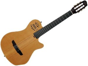Violao Godin Multiac Grand Concert SA Natural Nylon