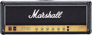 Amplificador Marshall  JCM 800 séries